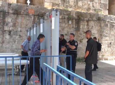 هكذا انتصر أهل القدس.. اليوم إزالة البوابات والكاميرات
