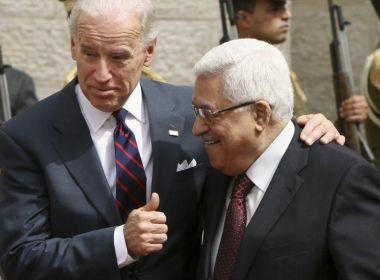 صحيفة: اتصالا هاتفيا قريبا بين الرئيسين عباس وبايدن