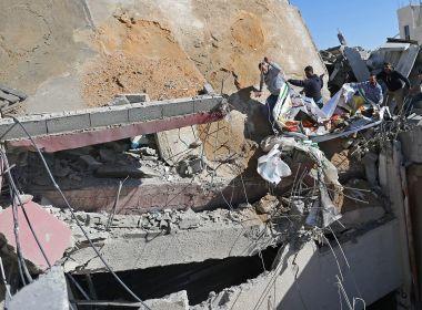 خنساء فلسطين متحديةً اسرائيل : سنعيد بناء المنزل للمرة الثالثة