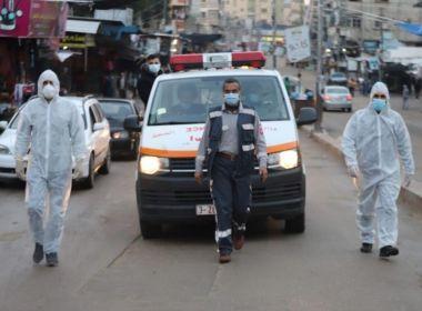 الصحة : 5 حالات وفاة و1162 اصابة جديدة في غزة