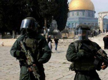 الاحتلال يشدد من إجراءاته العسكرية في القدس