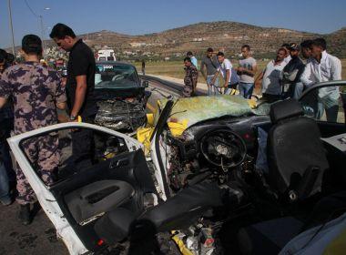 مقتل فتى يهودي وإصابة فلسطيني بجروح خطيرة بحادث سير مروع غرب بيت لحم