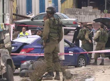 الاحتلال يعلن اعتقال خلية مكونة من طبيبين نفذا عملية تفجير في بلدة حزما قضاء القدس
