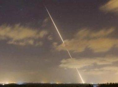 سقوط 5 صواريخ اطلقت من غزه في اسدود
