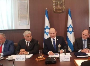 تقديرات اسرائيلية: حكومة نفتالي بينيت قد تحل بسبب مطالب ادارة بايدن
