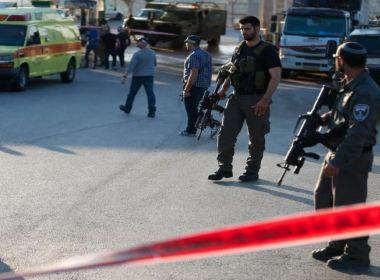 استشهاد مواطن بزعم طعن جندي اسرائيلي بنابلس