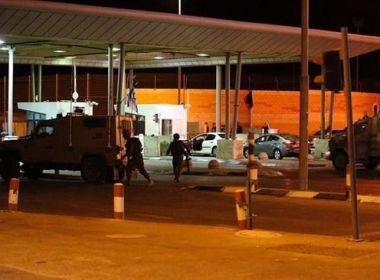 استشهاد شاب بعد طعنه شرطي اسرائيلي عند حاجز قلنديا