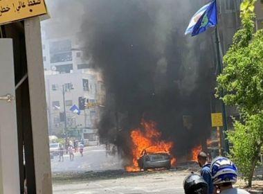 القسام تقصف تل ابيب بعشرات الصواريخ
