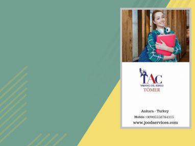 تعلم اللغة التركية بأسرع وأسهل الطرق في معهد تاج ( tac kursu)