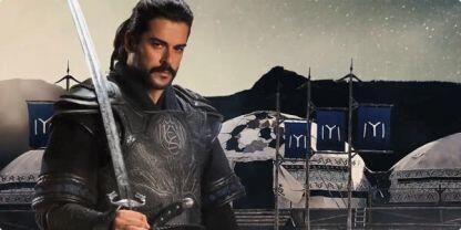 مسلسل المؤسس عثمان مترجم للعربية - الحلقة 22