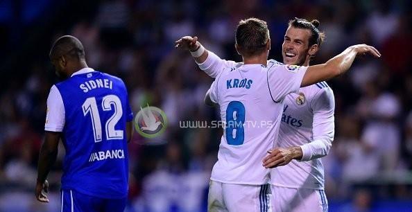 ريال مدريد يواصل تألقه ويكتسح الديبور بثلاثية في الريازور