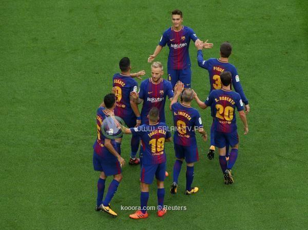 برشلونة يعود لطريق الانتصارات ويُغرق غواصات فياريال