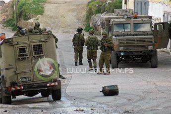 قوات الاحتلال تعيق تنقلات المواطنين شمال طولكرم