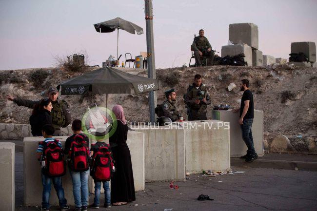 الاحتلال يغلق بوابة عتيل دير الغصون الزراعية شمال طولكرم