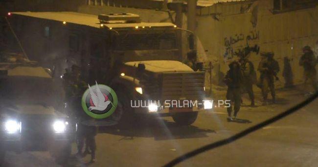 قوات الاحتلال تعتقل مواطناً من ضاحية شويكة شمال طولكرم