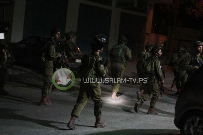 الاحتلال يعتقل مواطنة من طولكرم