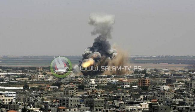 شهيد و3 إصابات بقصف اسرائيلي شرق رفح