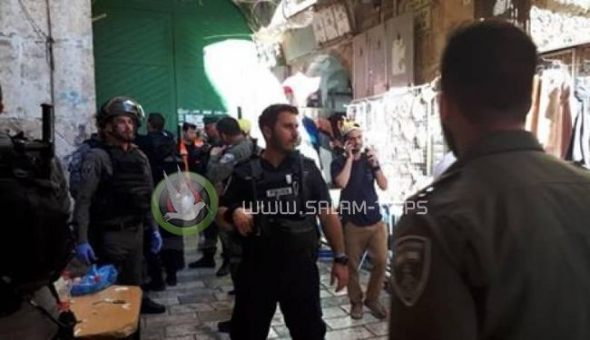 استشهاد شاب بعد تنفيذه عملية طعن في القدس