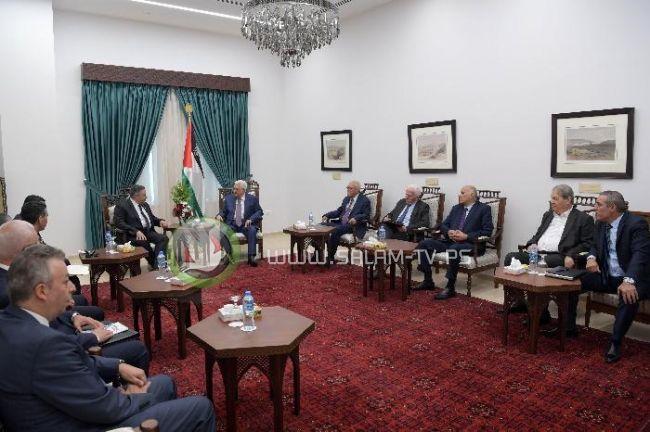 مصر أبلغت السلطة بأنها لن تفاوض على هدنة دون موافقة أبو مازن