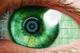 شاهد : اختراع أول عين صناعية