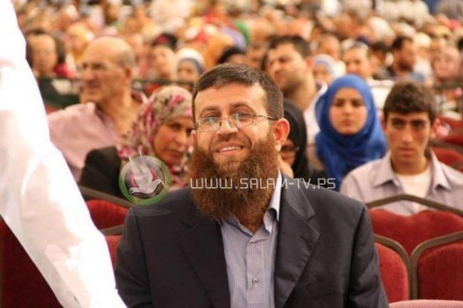 الأسير خضر عدنان يواصل إضرابه عن الطعام لليوم الـ 20 على التوالي