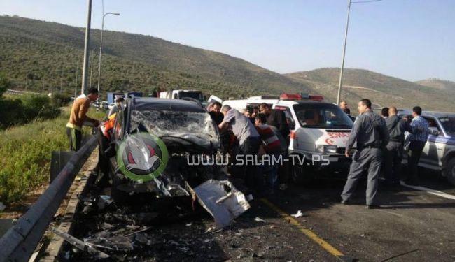 الشرطة: مصرع 4 مواطنين و 181 إصابة في 268 حادث سير الاسبوع الماضي