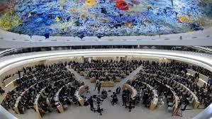"""مجلس حقوق الانسان يناقش بند """"حالة حقوق الانسان بأراضي فلسطين"""""""