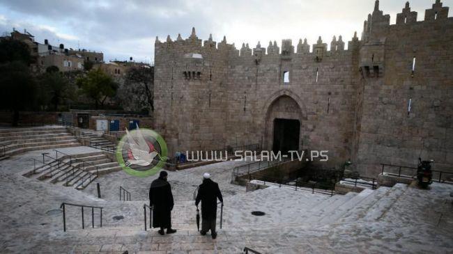 إسرائيل تعتزم بناء أبراج للسيارات قرب القدس القديمة