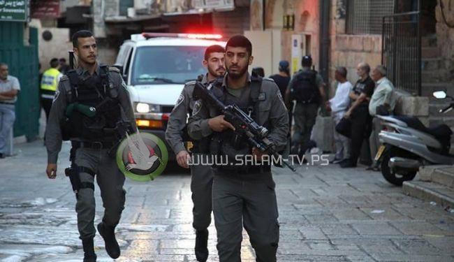 حرب خفية بين السلطة واسرائيل في القدس وصحيفة تكشف التفاصيل