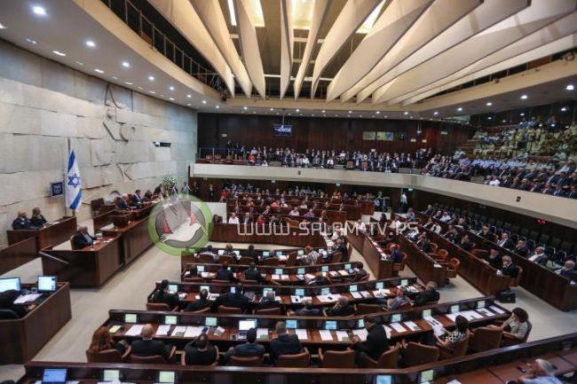الكنيست تصوت اليوم على قوانين للذهاب إلى انتخابات مبكرة