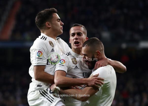 ريال مدريد يستعيد توازنه بإسقاط فالنسيا