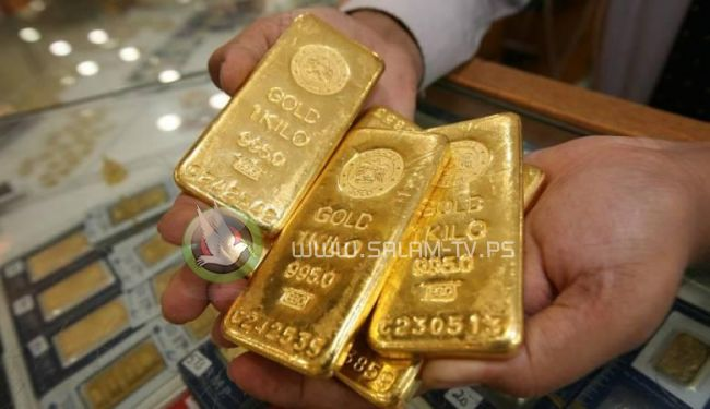 تراجع على أسعار الذهب