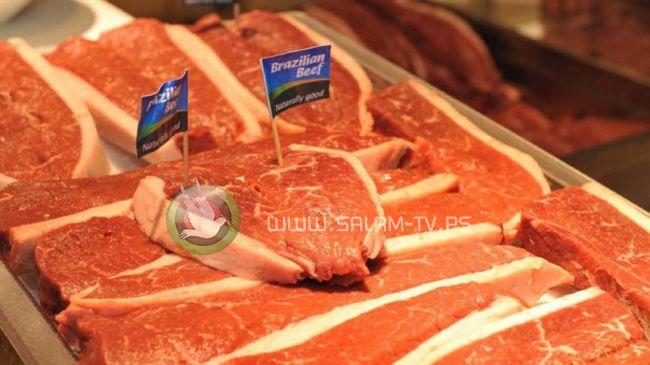 البرازيل: نقل السفارة إلى القدس قد يؤثر على صادرات اللحوم