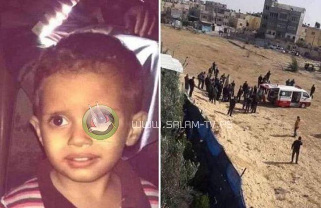 نيابة غزة: 3 تهم بحق قاتل الطفل 'محمود شقفة'