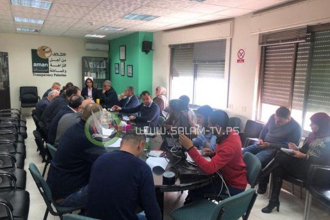 أمان:261 متقاعد من شاغلي المناصب السياسية يكلفون الخزينة 26.5 مليون شيكل