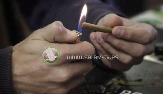 مواطنة تبلغ الشرطة عن تعاطي ابنها للمخدرات في طولكرم