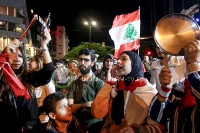 احتجاجات لبنان تتصاعد