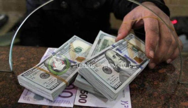 أسعار صرف العملات : الدولار الامريكي:3.41 الدينار الاردني: 4.81 اليورو الاوروبي: 3.70