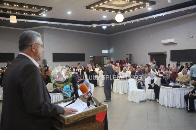 إطلاق مهرجان ربيع الشعر الفلسطيني الثالث في دير الغصون .. شاهد الفيديو