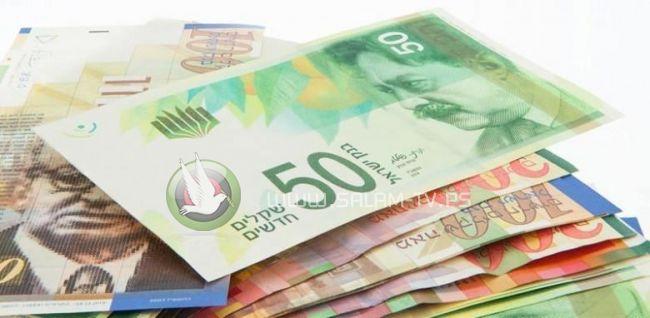 أسعار صرف العملات مقابل الشيقل الإسرائيلي اليوم الخميس