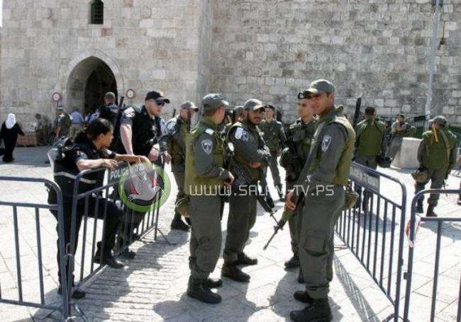 الاحتلال يفرض اغلاقا على القدس لـ3 أيام