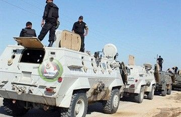 إحباط عمليات إرهابية في منتجعات سيناء في مصر