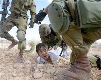 تلفزيون اسرائيل يبث تقريرا صادما عن اعتقال القاصرين في الضفة الغربية