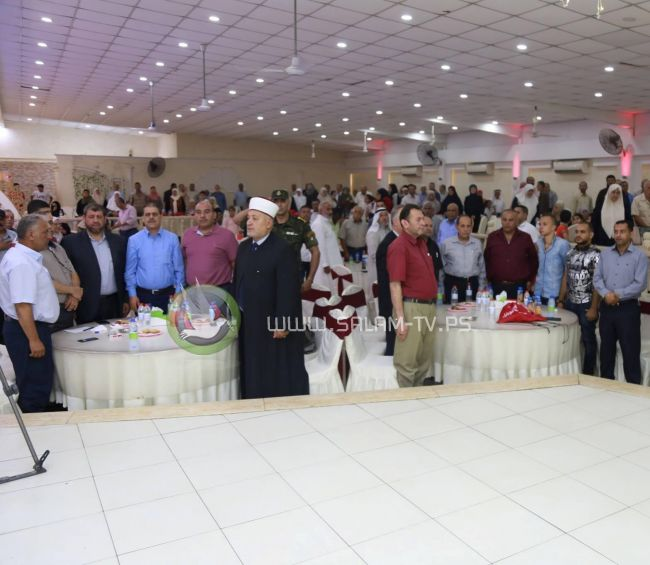 مديرية أوقاف طولكرم تنظم حفل وداع لحجاج بيت الله الحرام