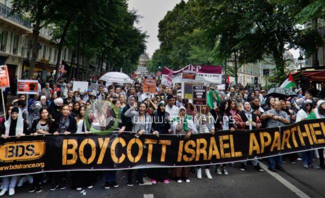"""الخارجية الأميركية تؤكد رفضها لحركة المقاطعة الدولية """"BDS"""""""