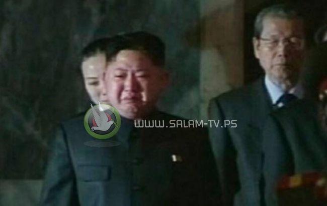 صورة مسربة تُظهر زعيم كوريا الشمالية وهو يبكي .. هذا هو سرّها!