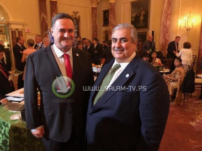 لقاء علني بين وزيري خارجية البحرين وإسرائيل