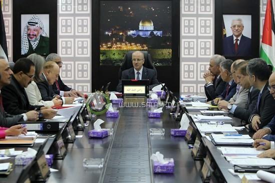 قرارات مجلس الوزراء خلال جلسته الاسبوعيه