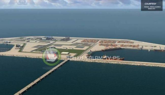 مصر متخوفة من اقامة ممر مائي لقطاع غزة