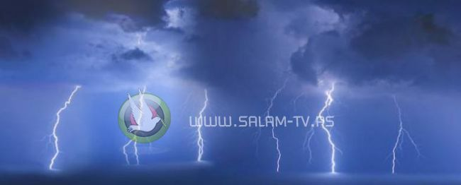 الليلة : زخات وربما عواصف رعدية في مناطق غير منتظمة